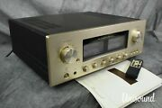 Luxman L-505f Integrated Amplifier In Excellent Condition