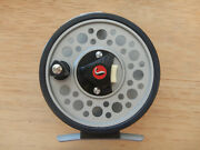 New Old Stock 1975 Garcia Mitchell 754 Fly Reel, Box, Papers - Made In France