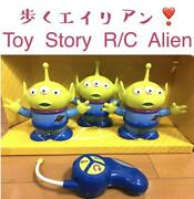 Silverlit Disney Pixar Toy Story And Beyond R/c Alien Lot Of 3 Toys Set In A Box