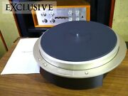 Exclusive Em-10 Turntable Unit Instruction Manual / Fixing Screw Included 2183