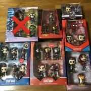 hot Toys Cos Baby Marvel Lot Of 6 Collective Set Figure Shipped From Japan