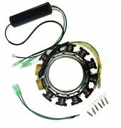 Stator Kit For Mercury/mariner Outboard 832075a4 30-125hp 16amp 2-stroke 1988-14