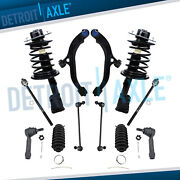 12pc Front Struts Control Arms Suspension For Dodge Grand Caravan Town And Country