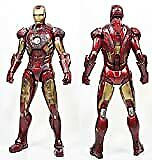 Hot Toys Movie Masterpiece A Banger's 1/6 Scale Figure Iron Man Mark 7 Comb