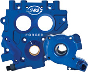 S And S Cycle Tc3 Oil Pump And Cam Support Plate Kit 310-0731
