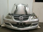 Jdm 2005-2008 Acura Rl Modulo Complete Front End With Fenders And Hood