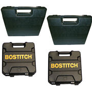 Bostitch Nailer 2 Pack Of Genuine Oem Replacement Tool Case Sets Combo00195