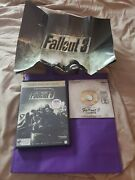 Fallout 3 Soundtrack Cd Galaxy News Radio With Case Cd And Poster