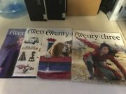 Disney D23 Magazine 2019 Set Of 5 Frozen, Lady And The Tramp, Mulan And 50th