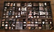 Cabinet Of Curiosities Locker Wall Craft One Entitled Ex-voto Signed