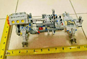 Lego Technic 4 Wd Transfer Case And Servo Mount And Steering Xl Mount- New Parts