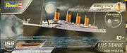Revell 1600 Easy Click R.m.s. Titanic Model Kit With 3d Puzzle Diorama