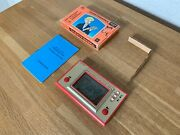 Rare Boxed Angstrem Mysteries Of The Ocean 1980s Vintage Russian Lcd Game - Mint
