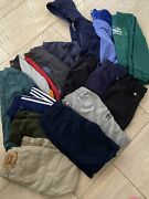 Adidas All In Motion Umbro Joggers Boys Clothes Lot Size 8/10