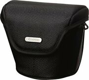 Canon Digital Camera Case Black Psc-3000 For Powershot Sx500is From Japan [0b6]