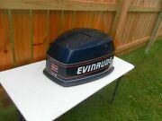Evinrude V4 Outboard Cowling Cover Hood Johnson