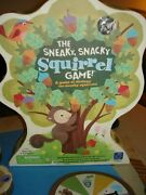 Educational Insights The Sneaky Snacky Squirrel Toddler And Preschool Game Fs