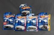 Hot Wheels 2008 Model Die Cast Cars Ferrari  Shelby 1/4 Mile Coupe-lot Of 5