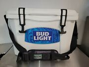 Grizzly Ice Cooler Bud Light 15q
