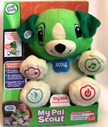 Leap Frog My Pal Scout Bear - Can Be Personalized - He Can Learn Your Name