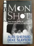 Signed Moon Shot By Alan Shepard Hb Ships Fast