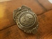 New England Auto Products Corp.badge Pottstownpa. 1920and039s-1930and039s