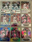 Austin Martin Baseball Cards -- Instant Collection -- Twins Prospect -- 11 Cards