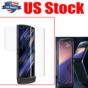 Hydraulic Film For Inner/outer Screen Protective For Motorola Moto Razr 5g Usa