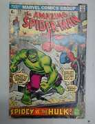 The Amazing Spider-man 119 Pence Copy 1963 Vg Marvel