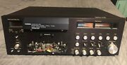 Tandberg 3014 Cassette Deck Powers Up Needs Belts Possible Se Delivery