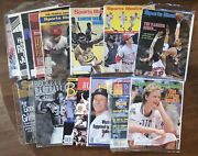 Vintage Sports Illustrated Lot + More 15 Total Magazines See Pics