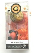 Department 56 Glitterville Spin Me To The Moon Halloween Ornament Moon Spider