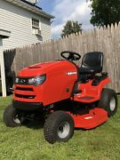 2019 Simplicity Regent Lawn Mower Tractor 42andrdquo Deck 23hp Briggs Engine-low 21 Hrs