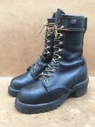 Womenandrsquos Danner Wildland Firefighting Boots Size Usa 6.5 M | Eur 39 Made In Usa