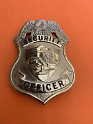 Security Officer Badge/pin