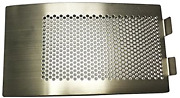 Kamaster Big Green Egg Accessories,stainless Steel Punched Mesh Panel Fits For M
