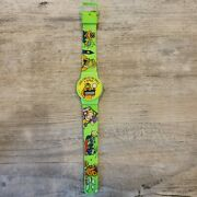 1981 The Great Muppet Caper Movie Promotional Digital Watch- Read