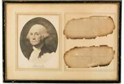 Rare Revolutionary War-dated Valley Forge Document Signed By George Washington