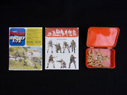 Preiser Military 72519 Moder Us Infatry In Action 1/72 Figures