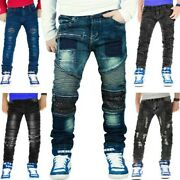 Boys Jeans Kids Pants Limited Edition Star Kinder-hose Children Jeans 2-16 Years