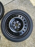 Cadillac Xt5 18 Compact Spare Tire Wheel Rim Complete Kit W/ Jack And Lug Wrench