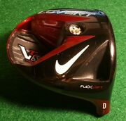 Nike Vrs Covert Tour Tour Issue Menand039s Right Handed Driver Head Only Good/vg