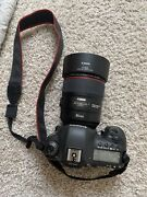 Canon 5d Mark Iv Digital Camera With 85 1.4 Lenses In Good Condition