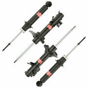 For Infiniti G20 1991-1996 New Set Of 4 Kyb Excel-g Shocks Struts Csw