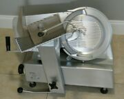 Bizerba Se12us Manual Deli Meat Cheese Slicer Works Great