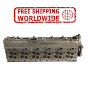 New Engine Cylinder Head Bare With Guides For Bedford Engine J6 7182813 7169697