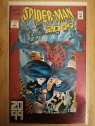 Spiderman 2099 Job Lot Inc 1 Df Signed And Remarked