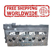 New Engine Cylinder Head Bare With Guides For Caterpillar 3304 955l‐d4d 8n.1188