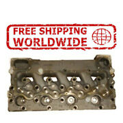 New Engine Cylinder Head Bare With Guides For Caterpillar 3304 Low Serial 955‐d4