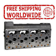 New Engine Cylinder Head Bare With Guides For Caterpillar 3304 Di 1n.4304